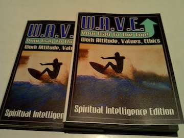 WAVE Spiritual Intelligence Edition by Sonnie Santos