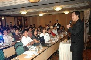 Sonnie Santos' talk about Labor Relations