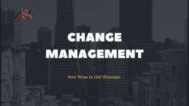 Change Management  (1)