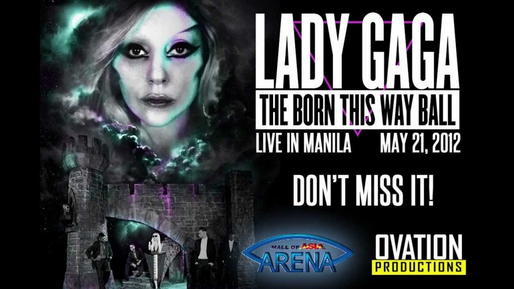The Born This Way Ball by Lady Gaga