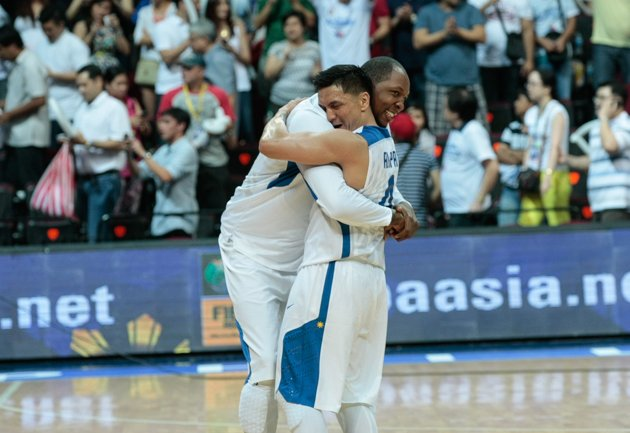 Philippines defeated South Korea in FIBA Asia