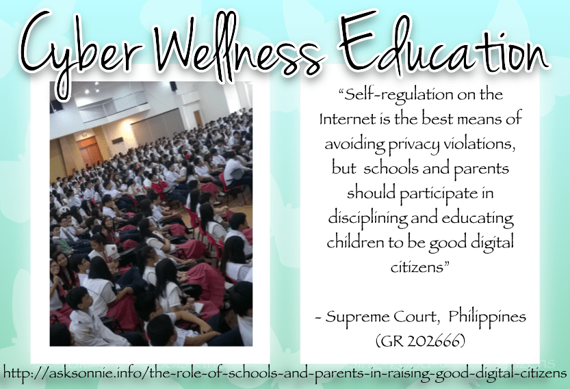 Cyberwellness Education in the Philippines