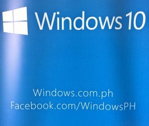 Windows 10 in the Philippines