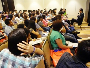 Leading a Tech Savvy Team [My talk on National Sales and  Marketing Professionals Convention]