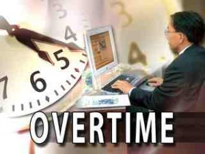 Why Working Overtime Is Unproductive