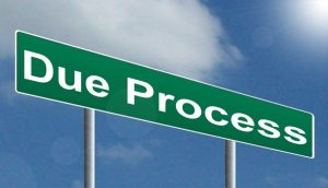 How To's of Due Process
