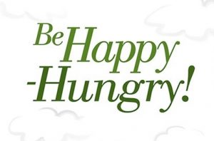 Book Review: Be Happy Hungry