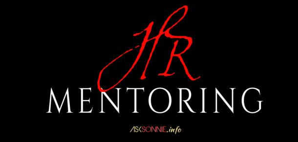 HR Mentoring logo dark