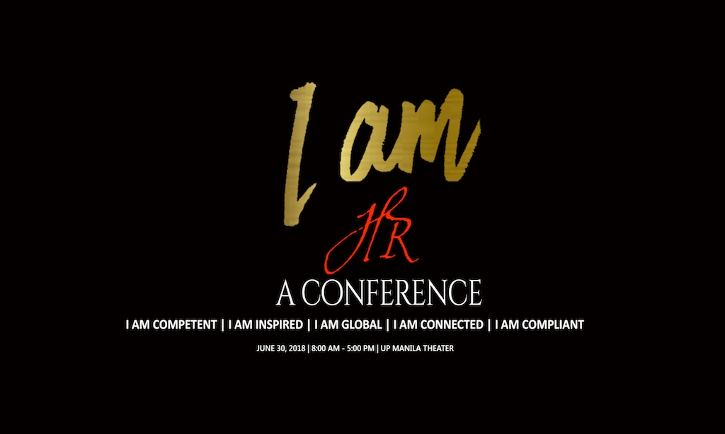 The 'I Am HR' Conference