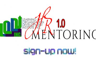 HR 1.0 Mentoring Sign-Up Page