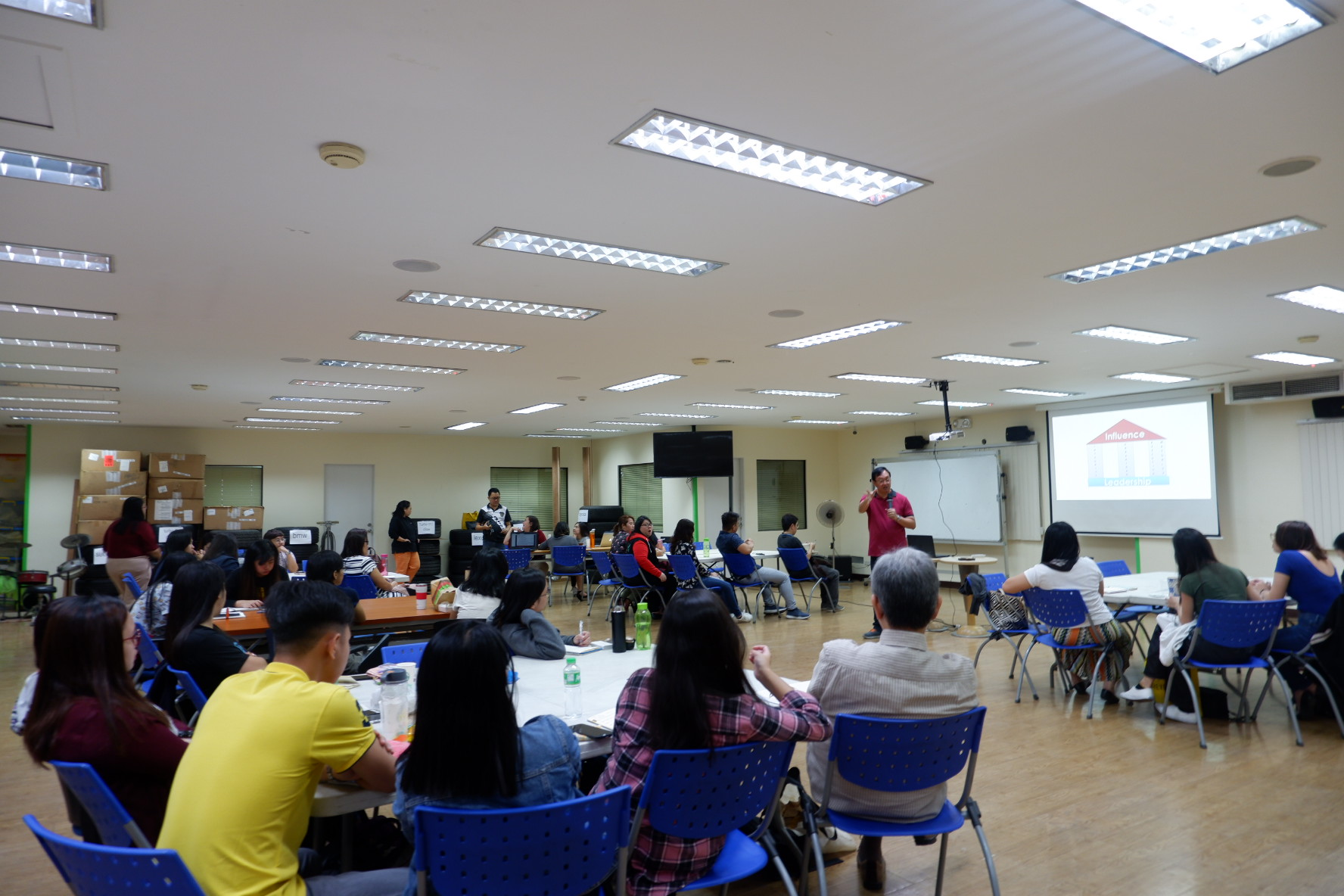 Filipino Entrepreneurs On Talent Management