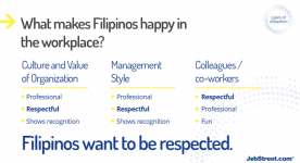 Laws Of Attraction 3: What Makes Filipino Employees Happy