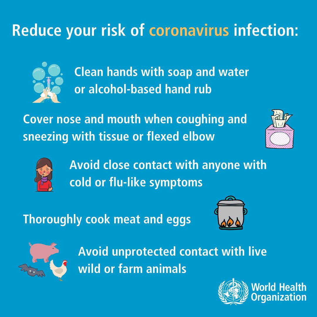how to protect ourselves from coronavirus
