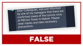 Dark Social: Engine of Fake News and Misinformation on Coronavirus?