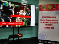 DOH Conducts COVID-19 Prevention Seminar for Employers in the Philippines