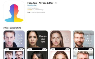 #FaceAppChallenge A Privacy Risk?