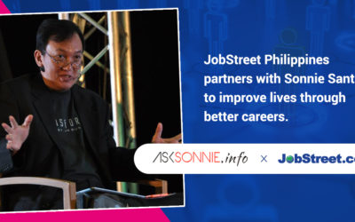 JobStreet Philippines and #HRinHR advocate Sonnie Santos collaborates for the local HR community