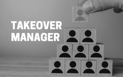 When A Takeover Manager Fails, Who's At Fault?